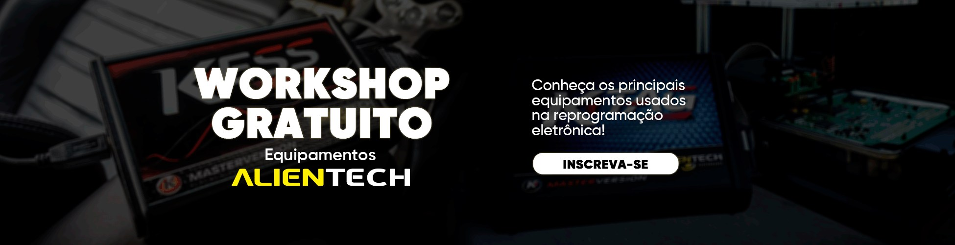 Workshop Equipamentos Alientech