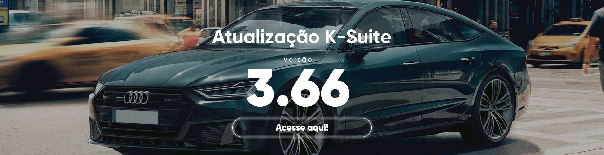 Atualização K-Suite 3.66