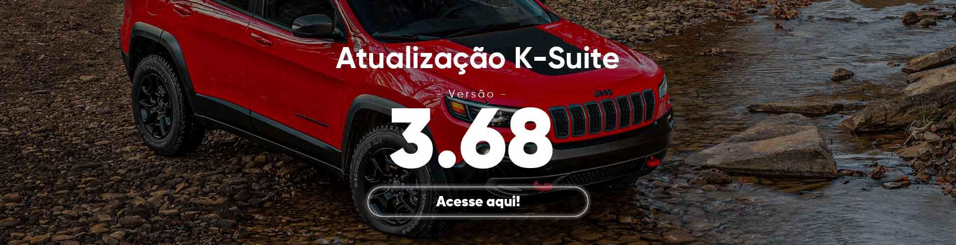 Atualização K-Suite 3.68