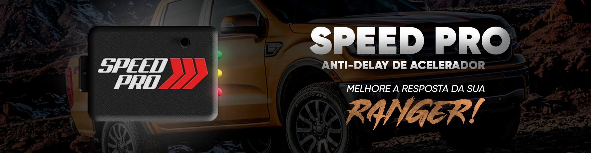 Chip de potência para Pedal Speedpro Para Ford Ranger