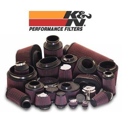 Linha completa de filtros K&N